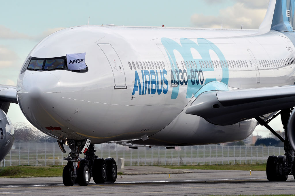 Airbus A330-800