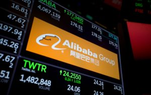 Alibaba stock exchange