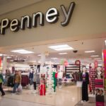 JC Penney store front