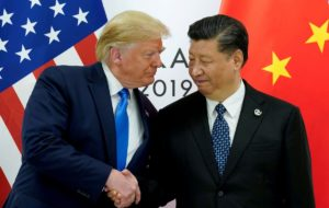 US and China trade deal agreement