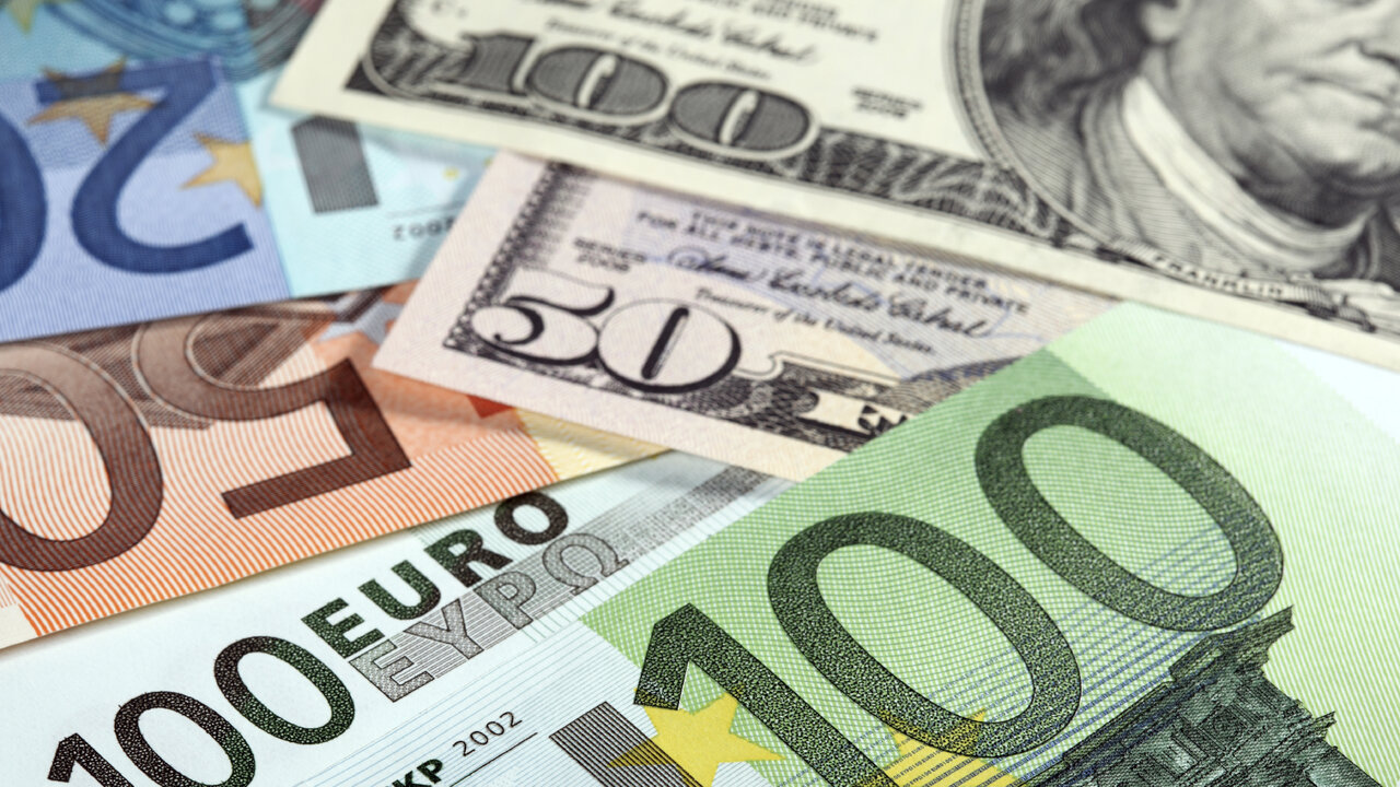 USD/EUR pair